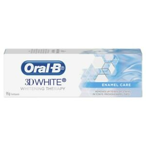 Oral-B 3D White Whitening Therapy Enamel Care Toothpaste 95g