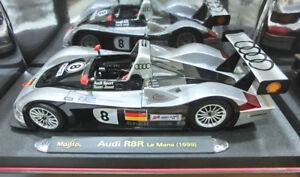 Audi-R8R-Le-Mans-1999-Maisto-escala-1-18
