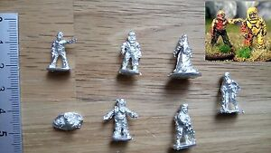 ZOMBIES-3-REBEL-METAL-15MM-MINIATURE