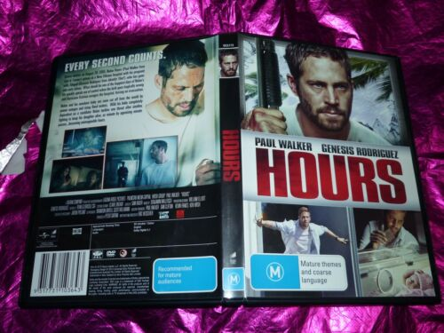 1 of 1 - HOURS : (DVD, M)