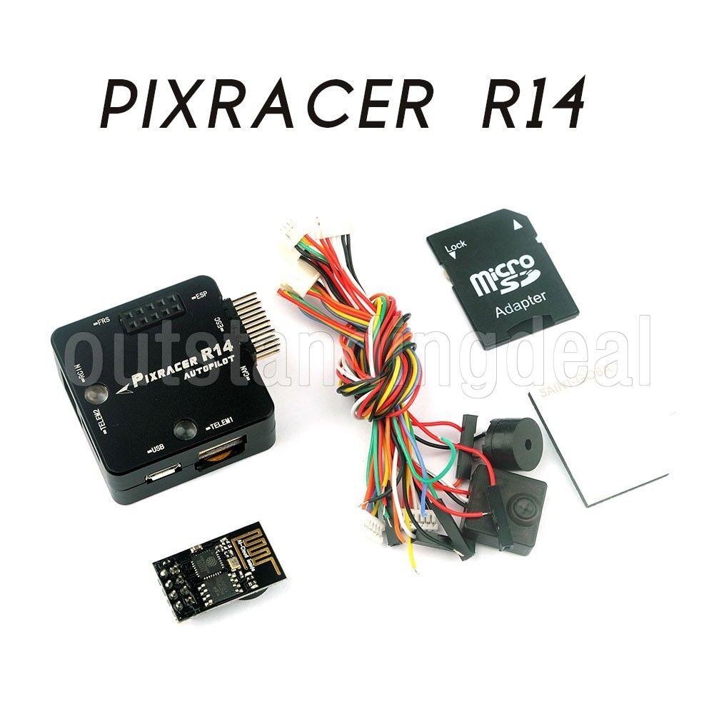 Pixracer r14 Autopilot XRACER MINI px4 Flight Controller Board for RC Quadcopter