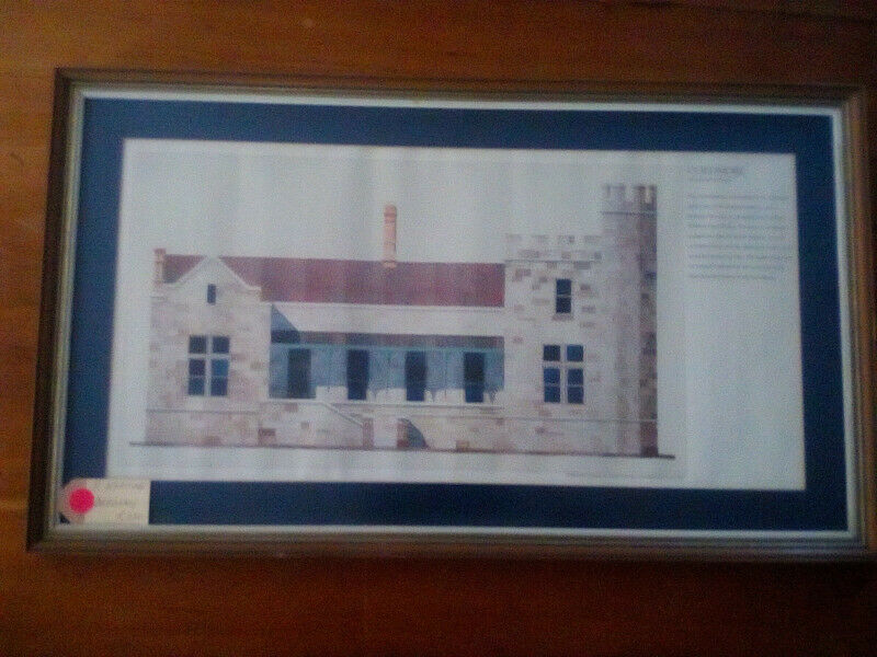 Architecture Castle Drawing