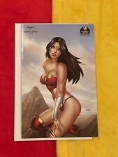 Grimm Tales Of Terror #5 Wonder Woman Exclusive Limited to 350, Gal Gadot,Batman
