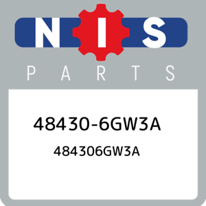 48430-6GW3A-Nissan-484306gw3a-484306GW3A-New-Genuine-OEM-Part