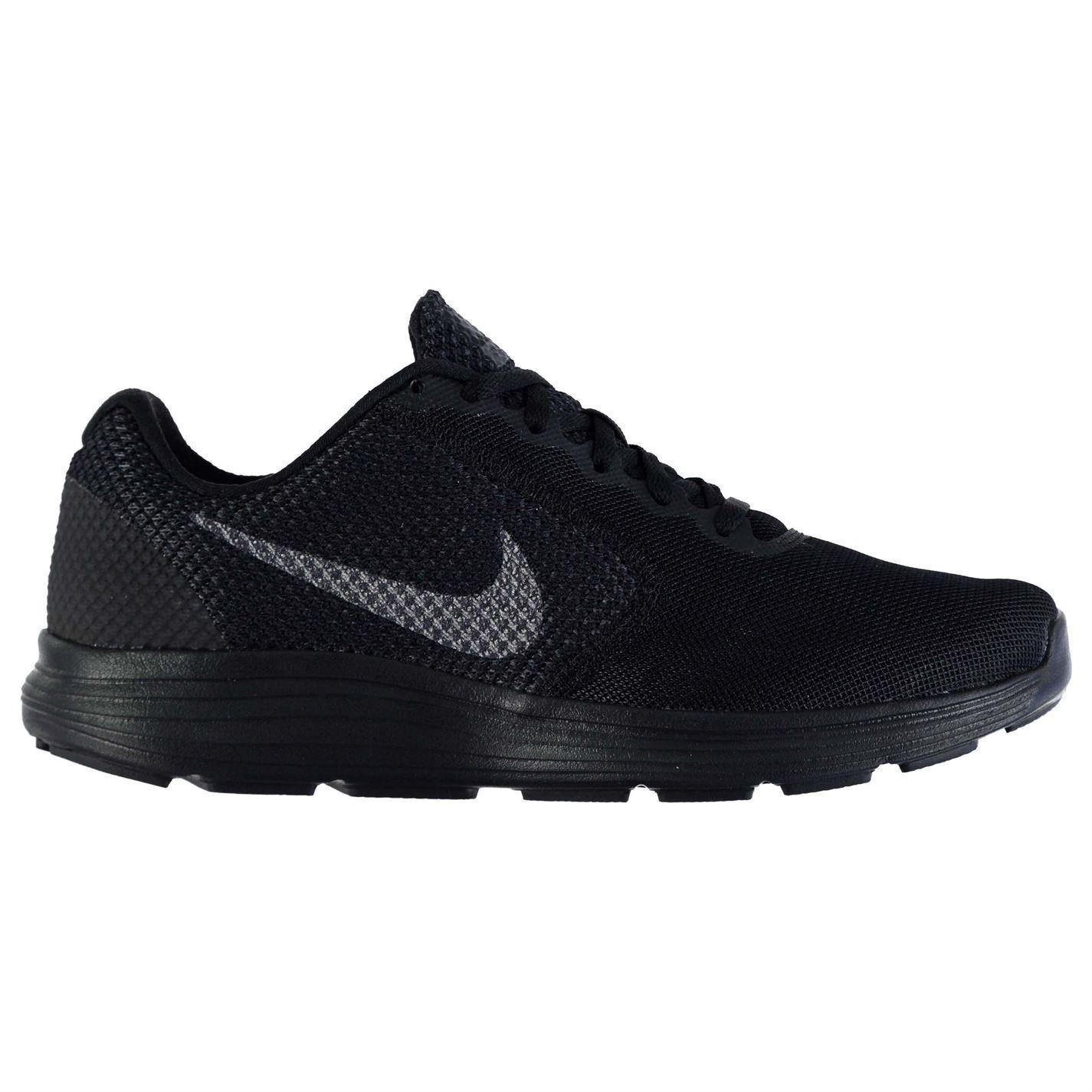 Nike Revolution 3 Trainers homme noir/ Gris  Sports chaussures Sneakers Footwear