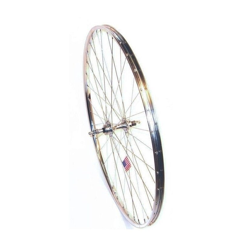 StaTru Osco 27X1-1 4 Steel Rear Wheel 126Mm Fw Chrome