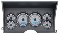 Dakota Digital 88 - 94 Chevy Gmc Pickup Truck Analog Dash Gauges Vhx-88c-pu-s-b