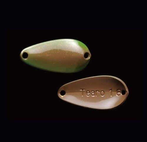 JACKALL TIMON spoon lure TEARO 0.7g basic model trout fishing 42types