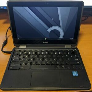 Dell-Chromebook-11-3189-Intel-Celeron-N3060-1-6GHz-4gb-32gb-SSD-ChromeOS