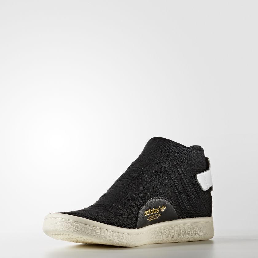 Adidas Originals Women's Stan Smith Sock Primeknit shoes Size 5.5 us BY9251