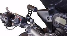 Phone / Sat Nav Mount Motorcycle Quad Trike Bike Bar Handle Mounting For Clamp