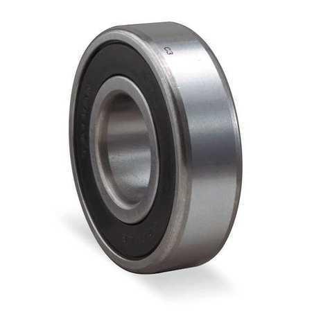 NTN 6004LLBC3//L627 Radial Ball Bearing,Sealed,20mm Bore Dia