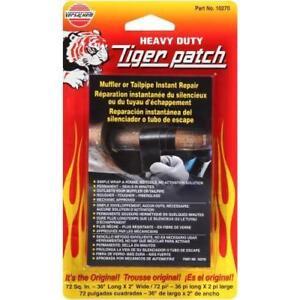 Tiger patch® muffler & tailpipe repair tape.