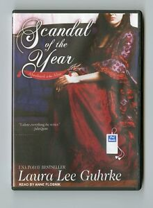 Scandal-of-the-Year-by-Laura-Lee-Guhrke-MP3CD-Audiobook