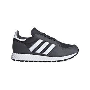 Details zu Adidas Schuhe Sneaker Forest Grove J CG6798 Grau Damen  Tunrschuhe div. Größen