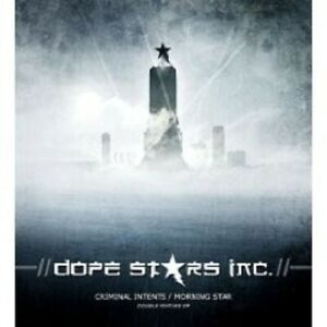 DOPE-STARS-INC-034-CRIMINAL-INTENTS-amp-MORNING-STAR-034-CD-NEU