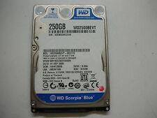 """WD Scorpio Blue 250gb WD2500BEVT-00ZCT0 2061-701499-E00 AC 2,5"""" SATA"""