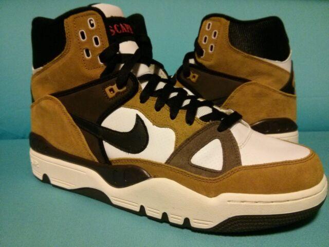 [Nike Archive] DS 2005 NIKE AIR FORCE 3 HI PREMIUM 312787 101 ESCAPE NSW SZ12