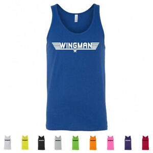 CheapAssTees Wingman Graphic T-Shirt