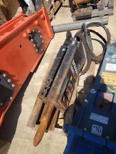 Hydraulic Breaker Skid Steer Mini Excavator