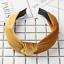 Women-Velvet-Cute-Headband-Alice-Band-Top-Cross-Knot-Headband-Twisted-Hairband thumbnail 6