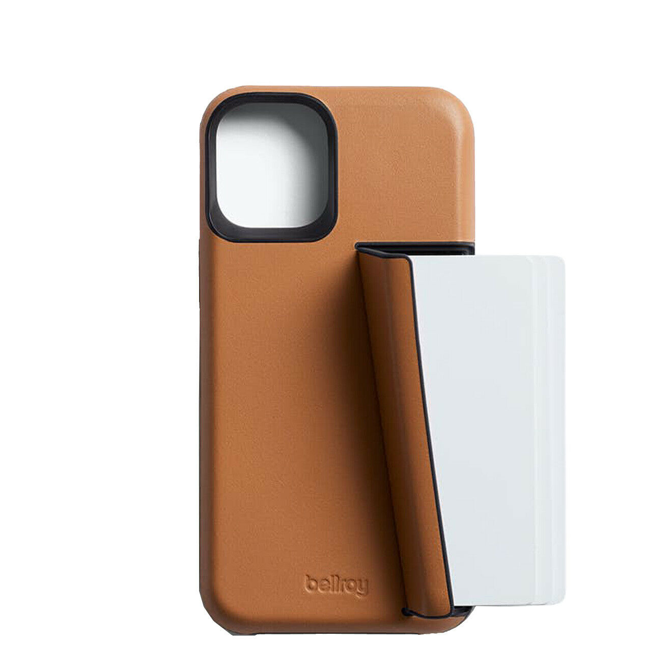 Bellroy 3 Card iPhone Case 12 / 12 Pro Toffee - SALE!!