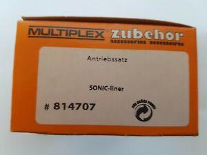 MULTIPLEX 814707  Motoren Permax 400 6V ( Sonic Liner)