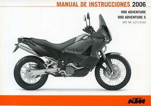 KTM-990-ADVENTURE-S-LIBRETTO-USO-E-MANUTENZIONE-034-MANUAL-DE-INSTRUCCIONES-2006