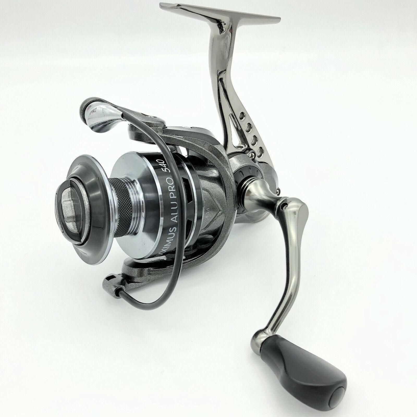 FLADEN Maxximus Alu Pro Pro Pro Spinrolle - Spin Rolle   Angelrolle - 2000er bis 4000er ee3f72