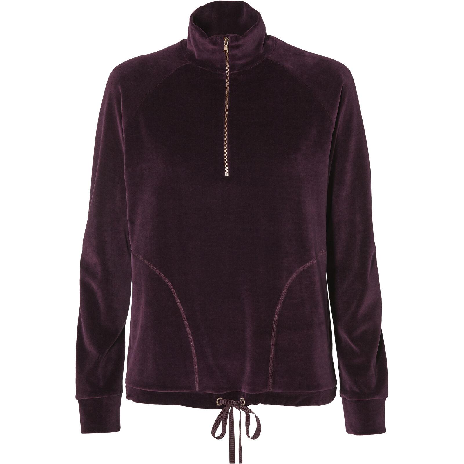 O'Neill Sweatshirt Sweater Premium Ess Crew Sweat purple Unifarben