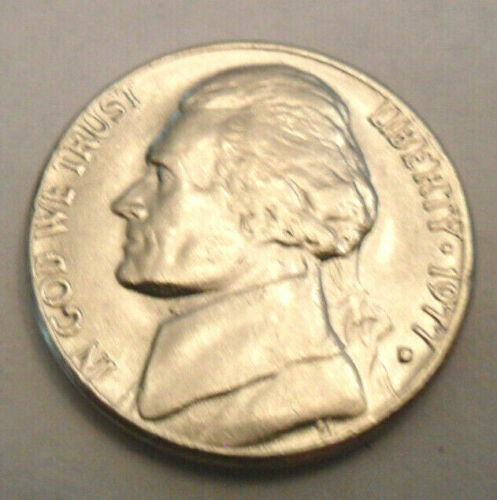 1977 D JEFFERSON NICKEL  **FREE SHIPPING**
