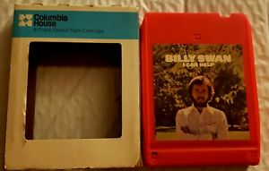 Vintage-8-Track-Tape-Billy-Swan-I-Can-Help-Columbia-House-Untested