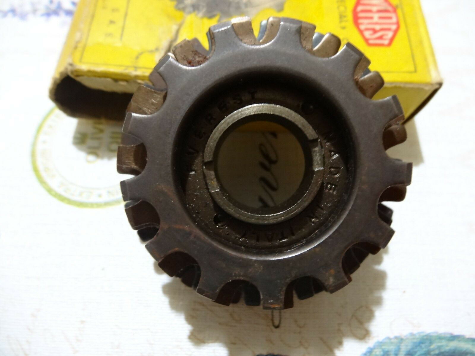 NIB  Everest freewheel,cassette 6 speed 13 14 15 16 17 18 new in  original box