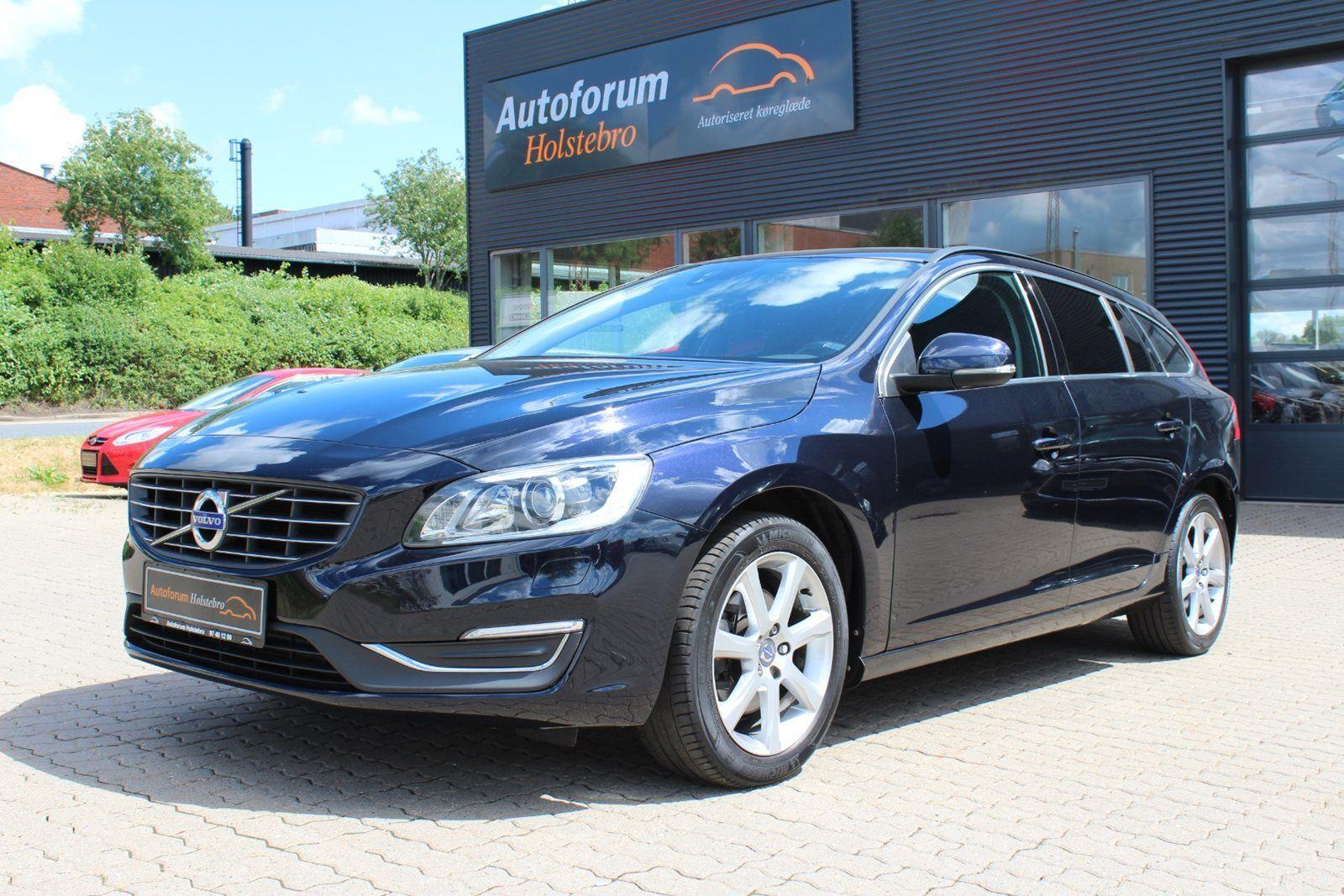 Volvo V60 2,0 D3 150 Momentum aut. 5d - 259.800 kr.
