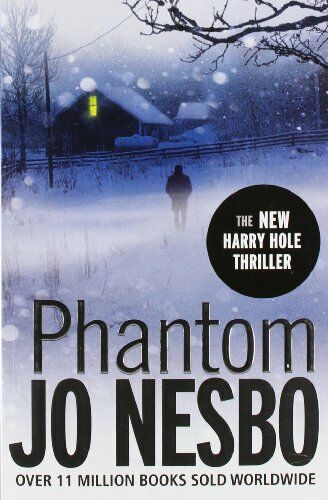 1 of 1 - Phantom: A Harry Hole Thriller (Oslo Sequence 7) by Nesbo, Jo 1846555221 The