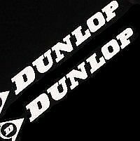 DUNLOP-WHITE-decal-sticker-8-25-034-250-tires-f4i-ninja-ttr-250-300-gsxr-300-750-r6
