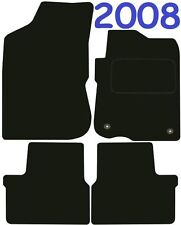 Peugeot 2008 Tailored car mats ** Deluxe Quality ** 2017 2016 2015 2014 2013