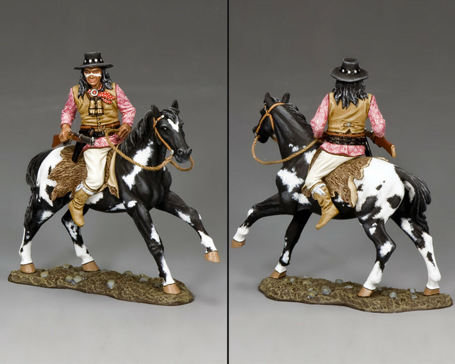 KING & COUNTRY THE REAL WEST TRW090 GERONIMO MIB