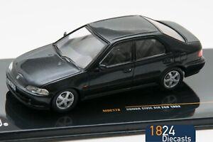 Honda-Civic-SIR-EG9-1992-Ixo-MOC178-echelle-1-43-adulte-Modele-De-Voiture-Cadeau