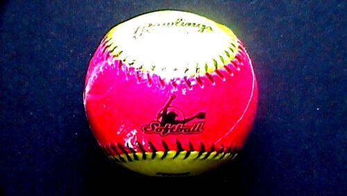 "Rawlings 10/"" formation Softball Protac /""hot rose et jaune/"" # rfpt 10SPY"