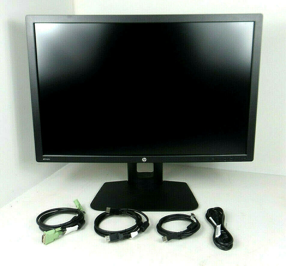 Hp Lp3065 30 Widescreen Lcd Monitor For Sale Online Ebay