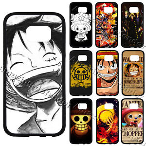 best service 4a8ae 33ce5 Details about Chopper One Piece Luffy Phone Case fit for Iphone & Samsung  Cover