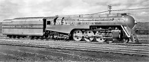 New-York-Central-Steam-Locomotive-J3A-5-5453-Hudson-builder-photo-NYC-Railroad