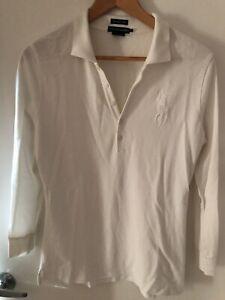 Ralf-Lauren-White-Shirt-Sz-L-RRP-185