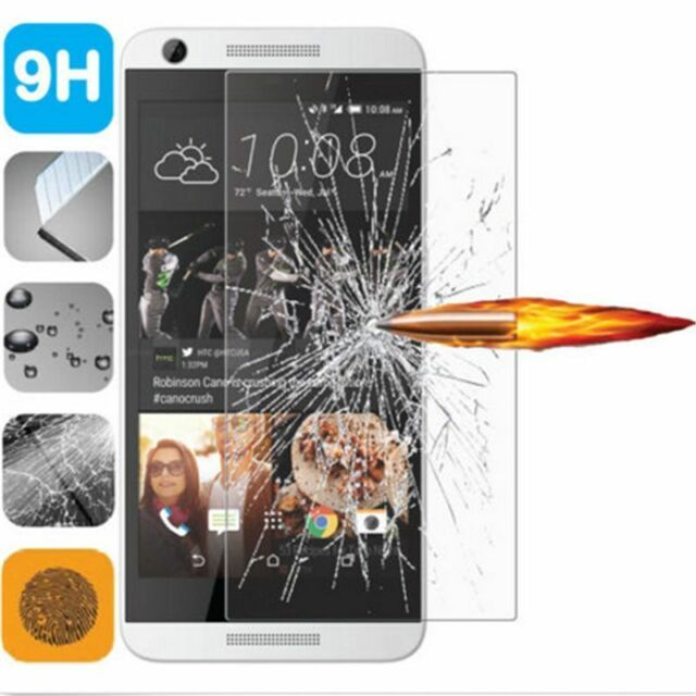 For HTC Desire 626 626S Premium Tempered Glass Protective Screen Protector Film