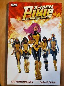 X-Men-Pixie-Strikes-Back-great-condition-X-23