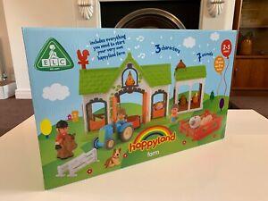 Nouveau - Set de ferme Elc Happyland avec sons et 10 figurines à partir de 100 € Livraison gratuite