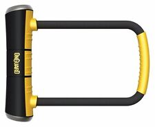 Onguard Bike D U Lock Pitbull Std 8003 Shackle Lock Gold Sold Secure Scooter