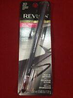 Revlon Photoready Kajal Matte Eye Pencil 303 Matte Charcoal, Carded 0.043 Oz.