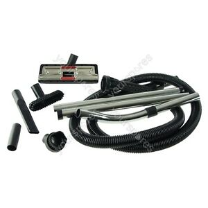 FITS NUMATIC HENRY HETTY JAMES 2.5M HOSE COMPLETE FULL TOOL KIT WITH 32MM TOOLS
